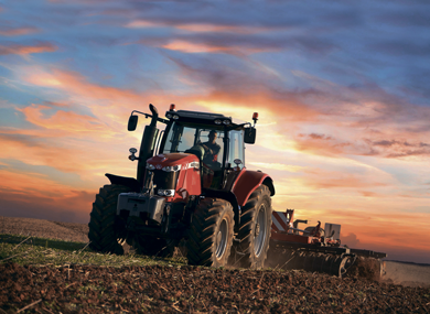 Massey Ferguson  - Industrie News