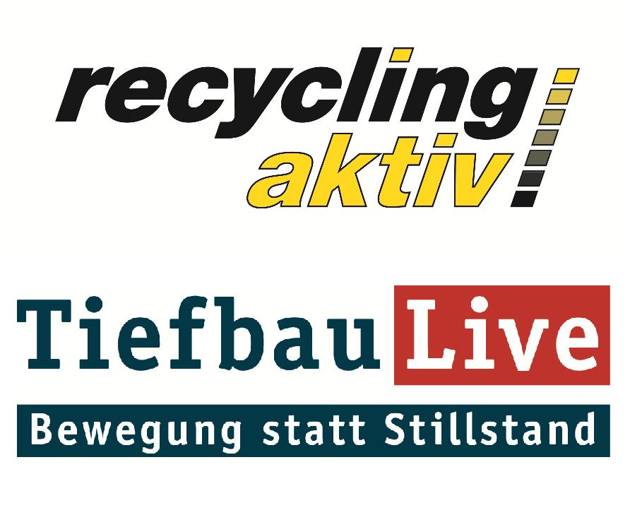 recycling aktiv & TiefbauLive 2017