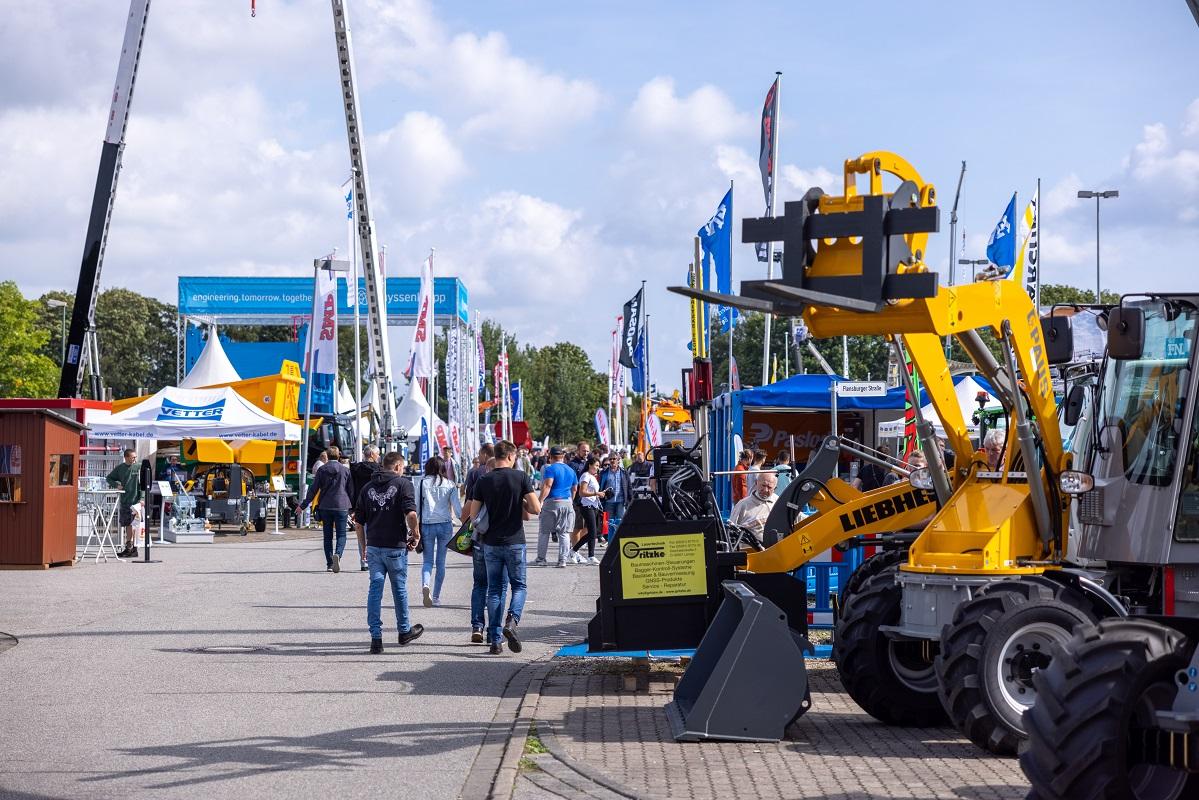 NordBau schafft zusammen mit Ausstellern, der Landesregierung, der Stadt und den Verbänden einen erfolgreichen Wiederstart der Baufachmesse