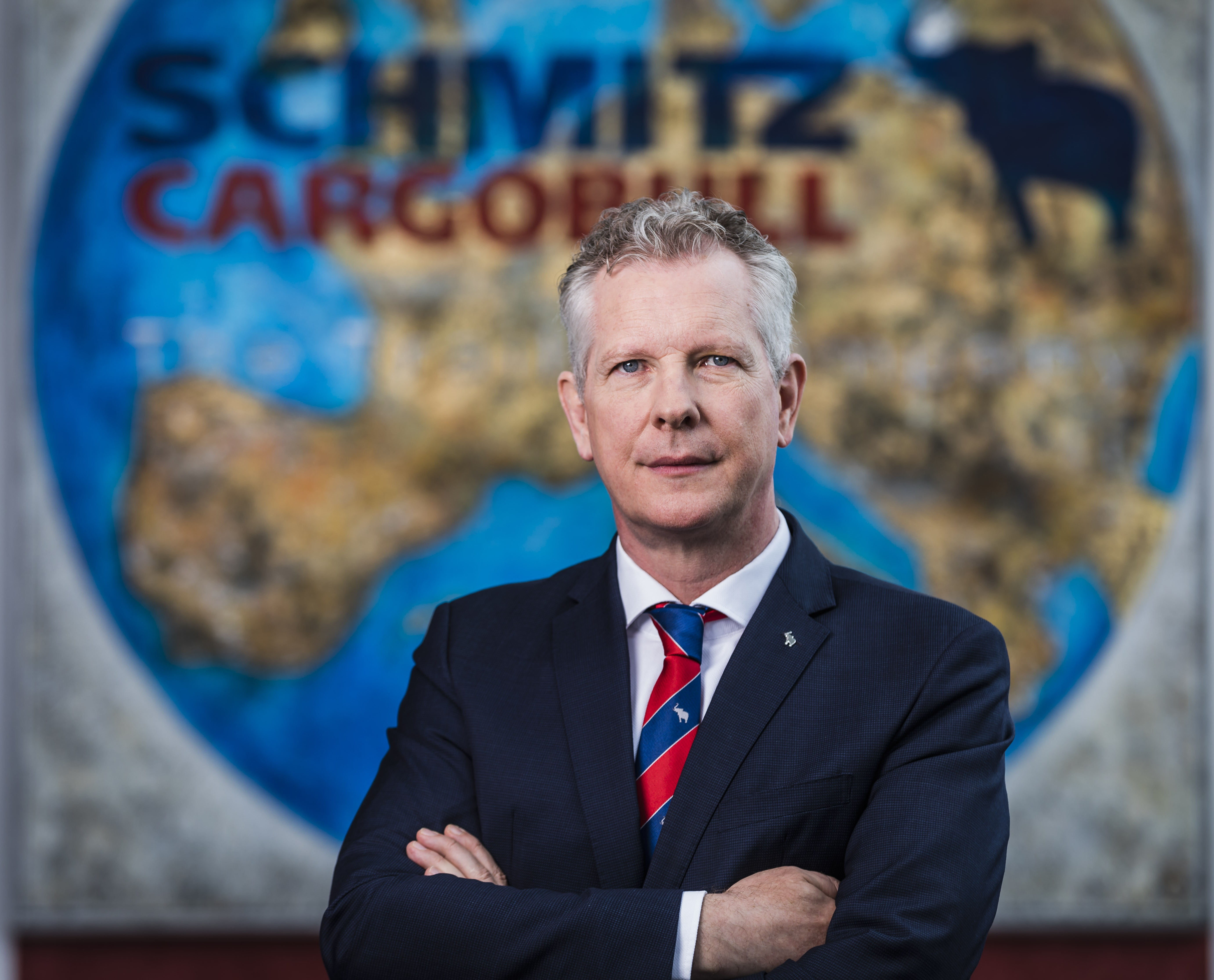 Andreas Schmitz, Vorstandsvorsitzender Schmitz Cargobull AG