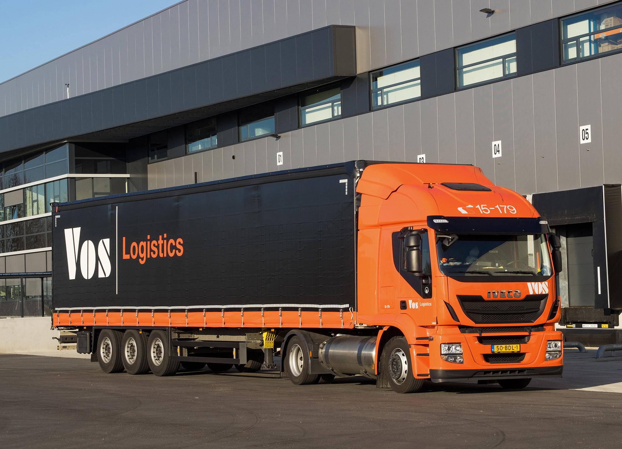 Überzeugt von Conti360° Solutions: Die niederländische Spedition Vos Logistics. (Bildquelle: Vos Logistics)