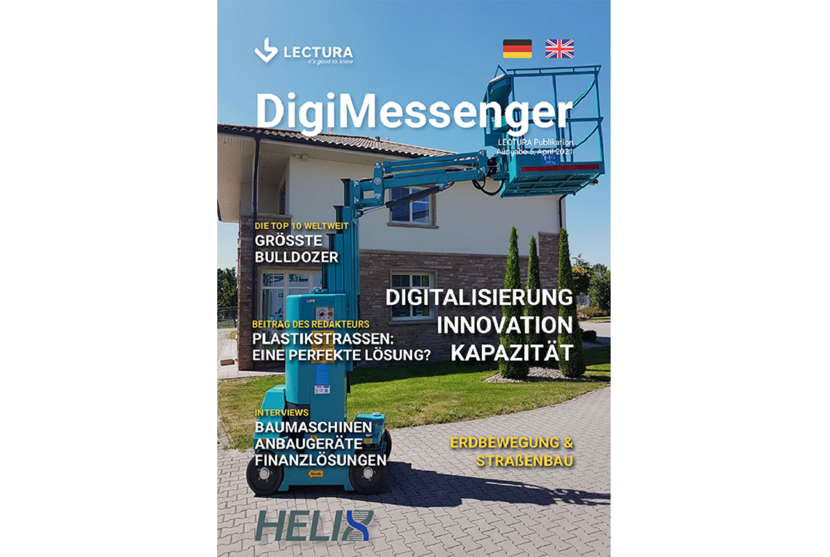 DigiMessenger, Ausgabe 5, April 2021