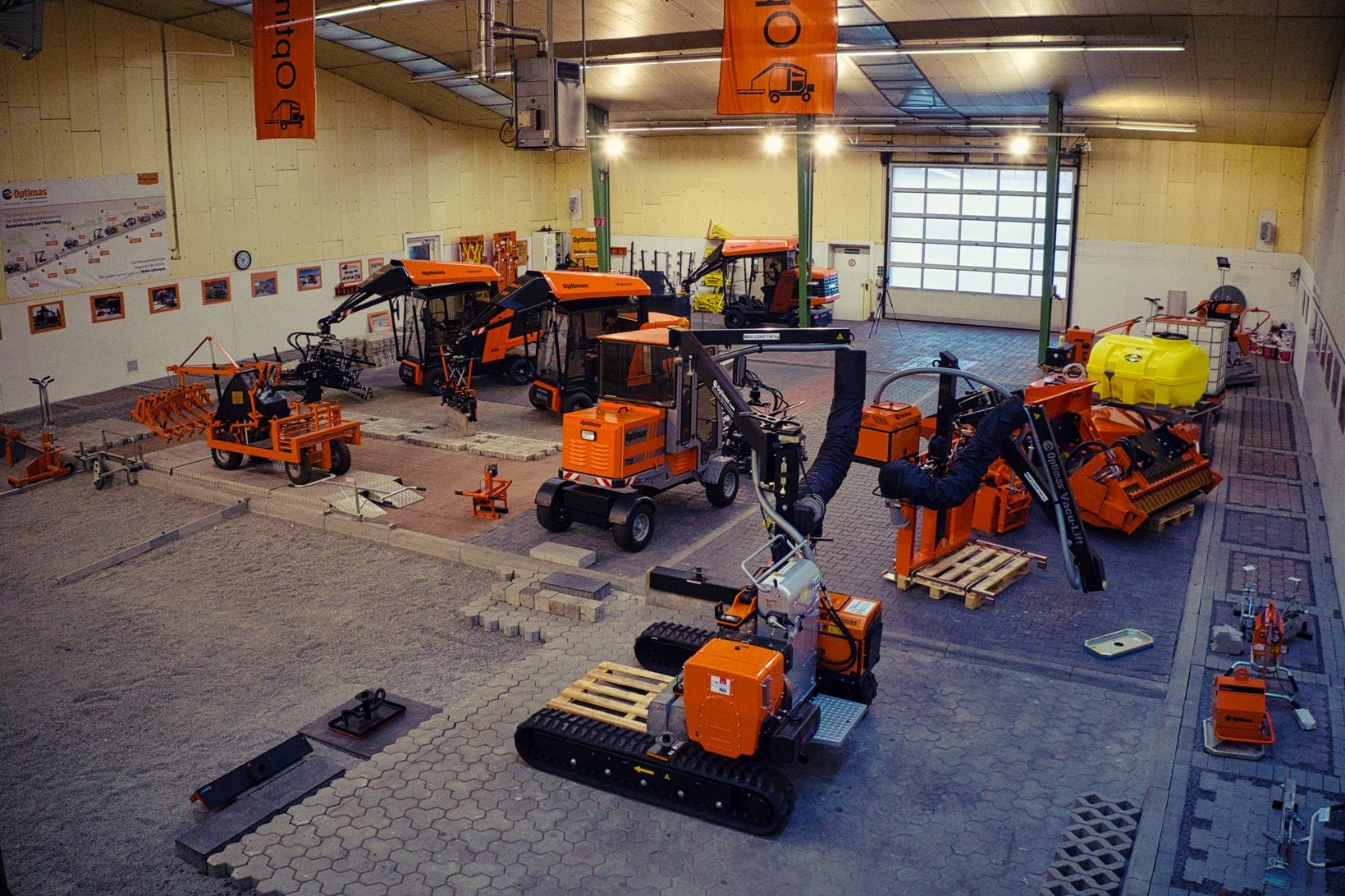 Optimas Besucherzentrum (Bildquelle: Optimas GmbH)