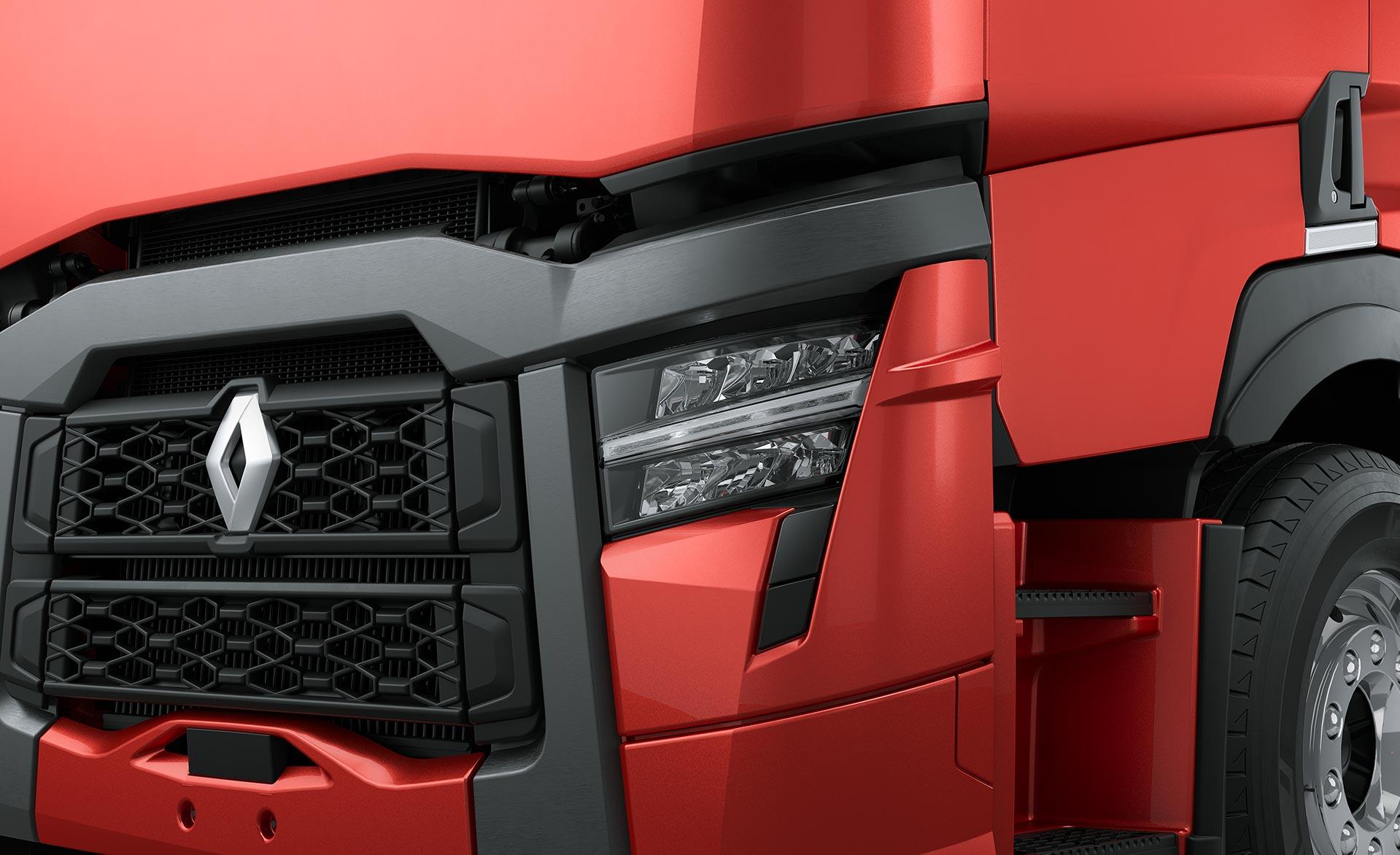 Renault Trucks TCK Evolution