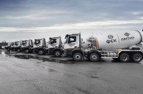 Großauftrag für Daimler Trucks in Russland: Partner Group erhält 100 Mercedes-Benz Arocs