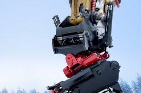Im Mai 2020 hat Rototilt das vollhydraulische Schnellwechslersystem QuickChange Generation II auf den Markt gebracht. Das von der BG Bau geförderte Sicherheitssystem SecureLock wird bei den neuen, mit QuickChange Generation II ausgestatteten Geräten, standardmäßig verbaut. Fotos: Rototilt