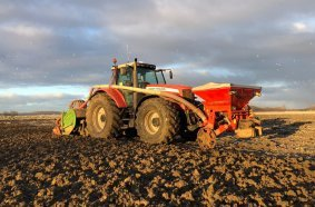 AGRI STAR in very wet conditions