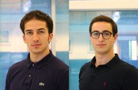 Manuel Kimanov, Co-Founder & CEO, und Rezi Chikviladze, Co-Founder & COO