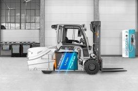 Blei-Säure-Batterie, Lithium-Ionen-Technologie oder Brennstoffzelle? Wer wirtschaftlich und effizient arbeiten will, muss das für seine jeweiligen Transportprozesse geeignete Energiesystem identifizieren.