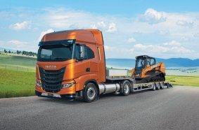 IVECO X-Way Natural Power