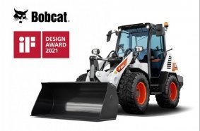 Bobcat - iF Design Award