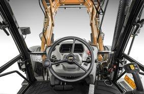 CASE Baggerlader SV-Serie <br> Image source: Doosan Bobcat EMEA