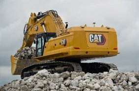 Cat-Bagger 395