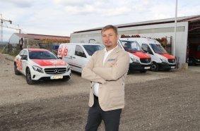 Für BVB-Geschäftsführer Bruno Vallandt ist Digando.com eine gute Chance, um die Auslastung seines Maschinenparks zu erhöhen.  Foto: Alexander Riell.