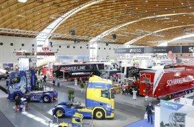 Rund 22.000 Besuchende informierten sich über vier Tage bei über 350 Herstellern und Dienstleistern aus 13 Ländern, die das gesamte Spektrum der Nutzfahrzeugbranche abbildeten.