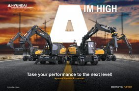 Hyundai HWA-Series Construction