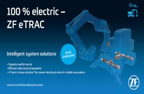 Produktspektrum der erfolgreichen eTRAC GP-Reihe für elektrisch angetriebene Stapler und GSE Anwendungen