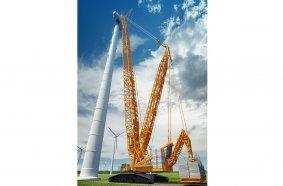 Der neue LR 1700-1.0 setzt neue Maßstäbe in der Raupenkranklasse zwischen 600 und 750 Tonnen.