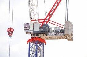 Hexagone Services S.A.S. wird im September das Liebherr-Mietgeschäft für Turmdrehkrane in Paris und Nordfrankreich fortführen.