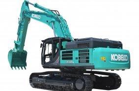 Der Kobelco SK530LC-11