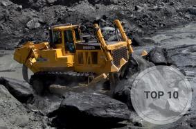 Top 10 bulldozers