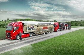 STEYR Demo Truck
