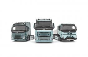 Dank der auf gemeinsamen Plattformen basierenden Technologie eignen sich die neuen schweren Elektro-Lkw von Volvo für ein breites Spektrum an Transportaufgaben.