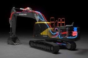 Bahnbrechendes elektro-hydraulisches System gewinnt Volvo Technology Award der Volvo-Gruppe
