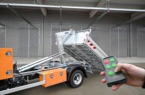 UNSINN Fahrzeugtechnik Hakenlift