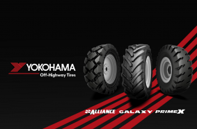 Yokohama Off-Highway Tires verdoppelt Produktionskapazität in neuem Werk in Indien