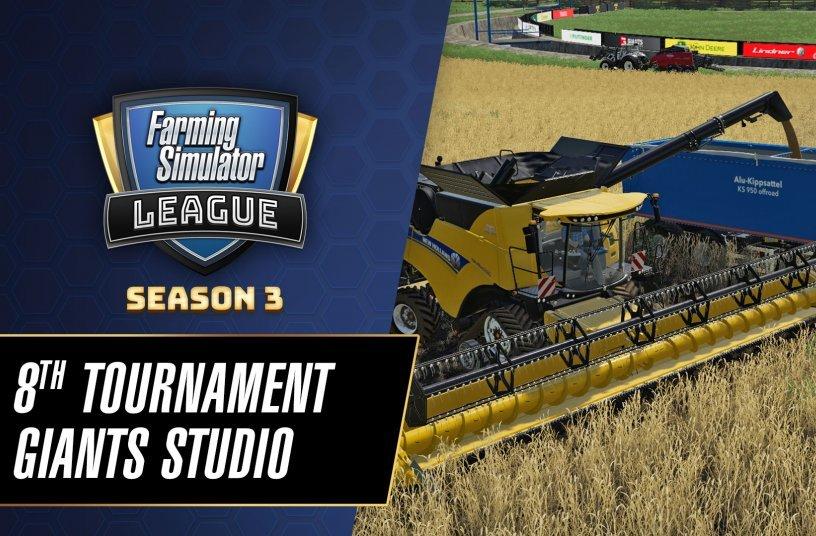 Farming Simulator League: GIANTS Software kehrt zu realen Events zurück