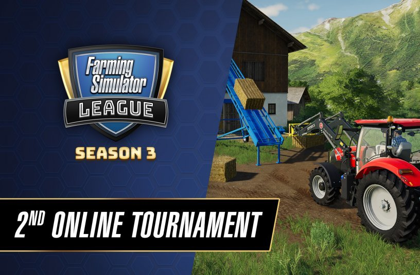 Farming Simulator League: Internationale Herstellerteams auf Punktejagd