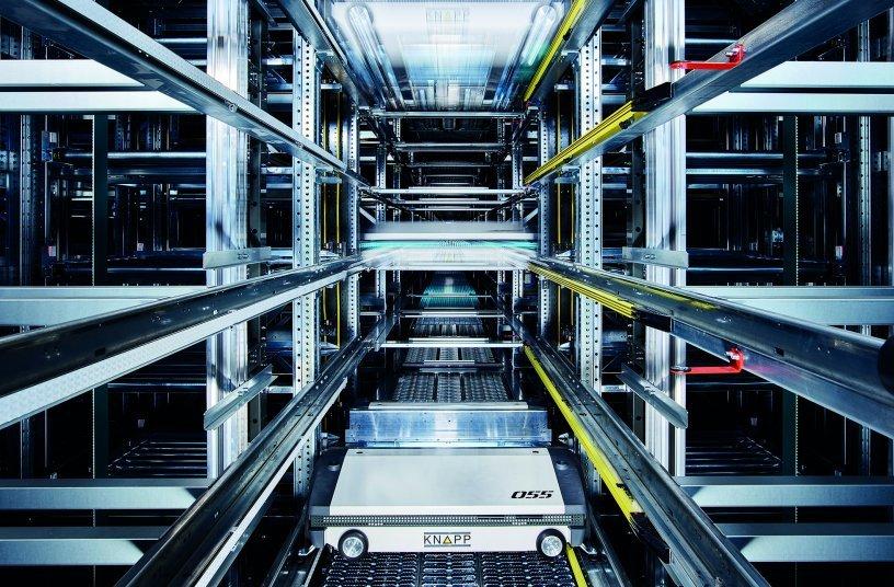 KNAPP erhält Großauftrag von Arvato Supply Chain Solutions für Douglas-Distributionszentrum