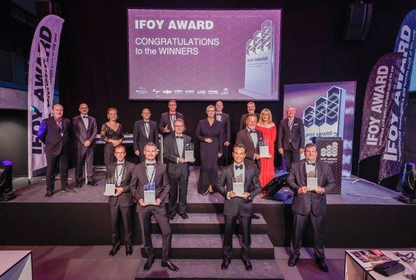 In sechs Kategorien wurde der IFOY AWARD 2021 an die Sieger übergeben.