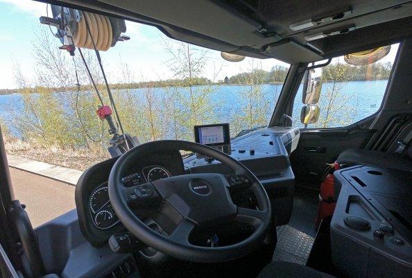 Das Mehr an Komfort für weitere GMK-Kranfahrer: Manitowoc setzt das neue Fahrerhaus auch auf Vier- und Fünfachser All-Terrain Kranen bis 150t Tragfähigkeit ein