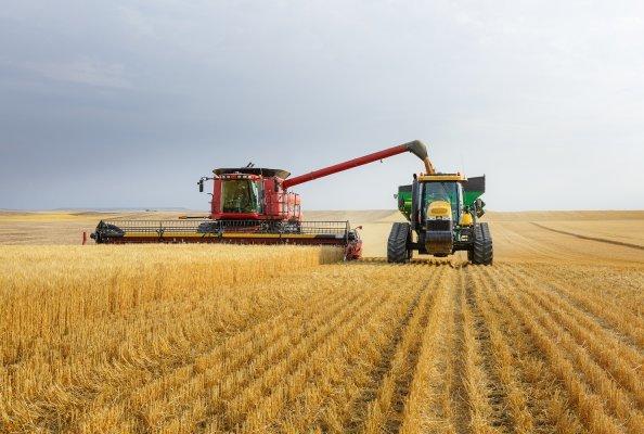 Topcon Agriculture verbessert  Arbeitsabläufe für landwirtschaftlische  Betriebe.