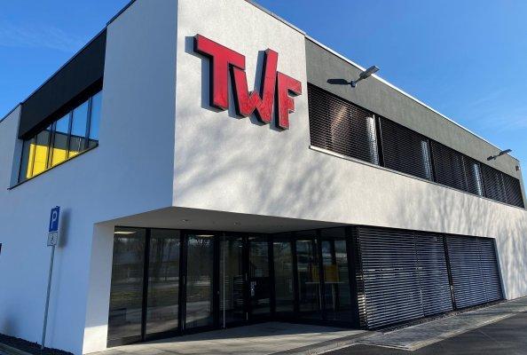 Ansicht TWF Tiefbautechnik Büro Heinsberg