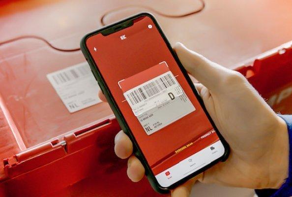 Box Scan - Kramp App