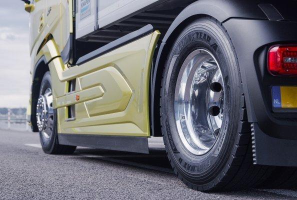 Fuelmax Endurance-truck