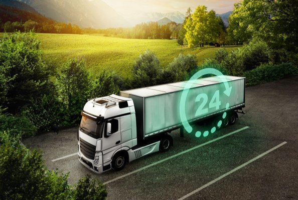 Transics pro tx trailerpulse with battery