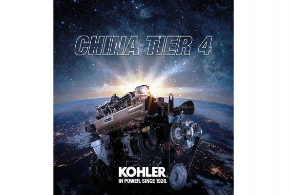 Kohler China Tier 4
