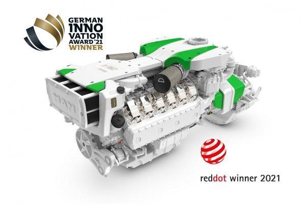 Marine-Hybrid-System von MAN Engines gewinnt renommierte Awards