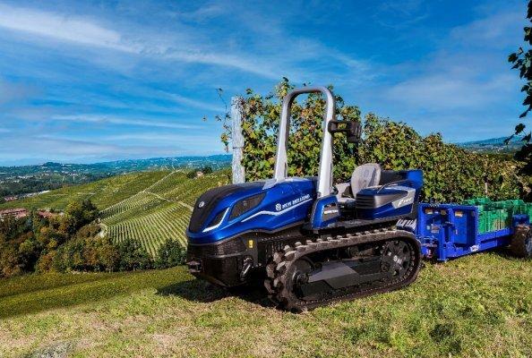 FPT Industrial ist einer der Stars des Weinlesefestes in Fontanafredda