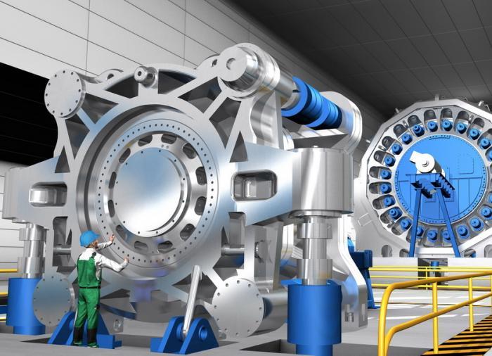 Auch der neue Prüfstand zum Testen von Großlagern für Industriebereiche wie Schiffbau, Bergbau oder Zement und Stahl soll wichtige Erkenntnisse für die Verbesserung der heute verfügbaren rechnerischen Simulationsmodelle liefern und Einblicke in bisher unzugängliche Abläufe ermöglichen.