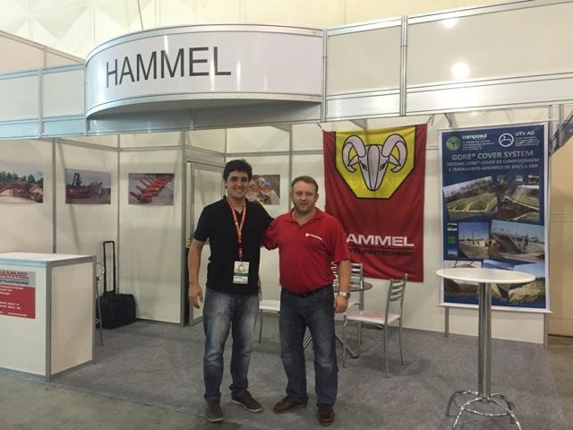 HAMMEL around the world