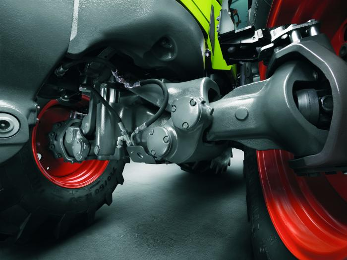 The New Force in the AXION 800 Model Series