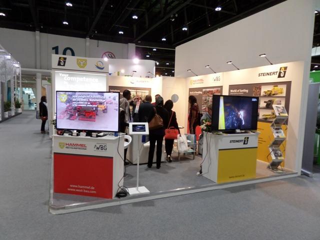 ECOWaste und TerraTec – HAMMEL startet in das Messejahr 2015