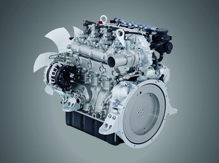 Der Hatz 4H50TI speziell für Kraftstoffe mit hohem Schwefelanteil entwickelt.