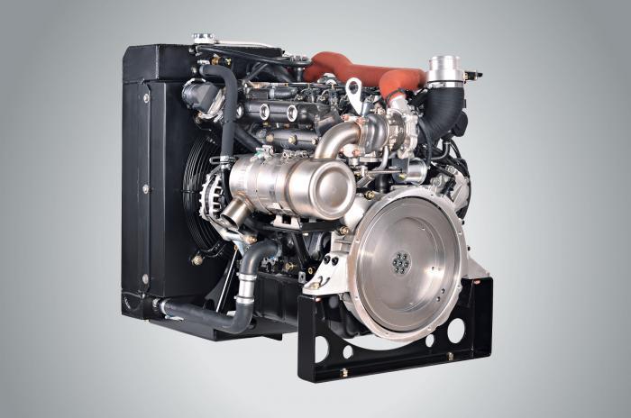 Der Hatz 4H50TIC ist kompakt und leicht. Die OPU (Open Power Unit) ist eine einbaufertige Antriebslösung.