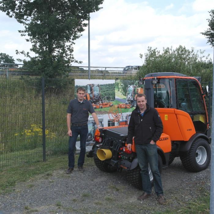 1. Holder-Demopark in Norddeutschland eröffnet